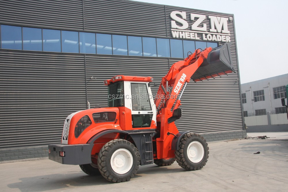 SZM brand new 2.8 tons wheel loader ZL28