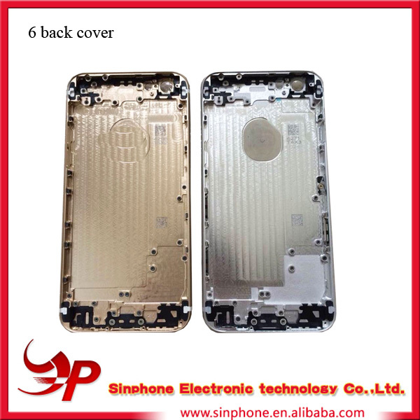 Wholesale Price back cover for iphone 6 housing replacement