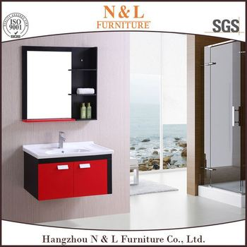 On cheap bathroom vanity sets spanish bathroom vanity used bathroom vanity cabinets with pvc for Cheap bathroom double vanity sets