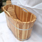 japanese sauna solid wood barrel bathtub cheap