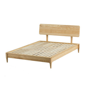 stylish wooden double bed / cheap wooden bed frames / king size wooden bed frame