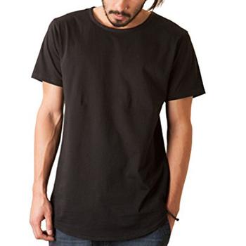 f30188cb Online Shipping Alibaba Best Selling Slim Fit Men's t shirts Plain Black t- shirts Designer