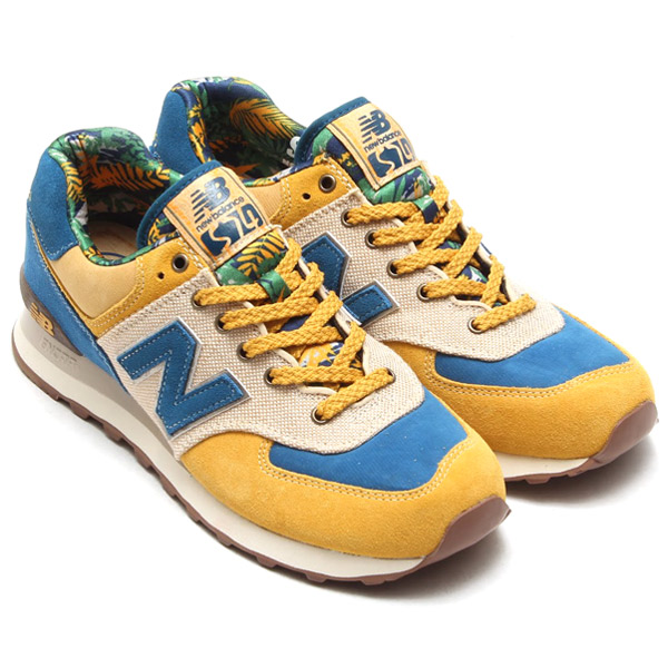 sneakers for cheap 2130b bf33c new balance 574 yellow