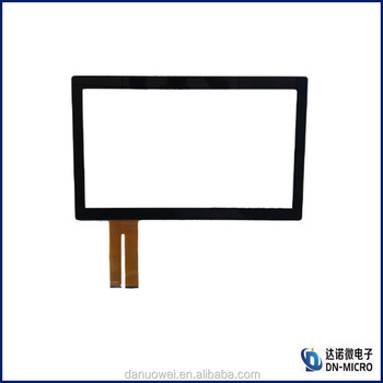 "China manufacturer 21.5"" capacitive touch screen"