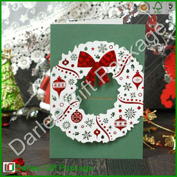 luxury christmas greeting cardhand painted christmas cards image arts christmas cards - Luxury Photo Christmas Cards