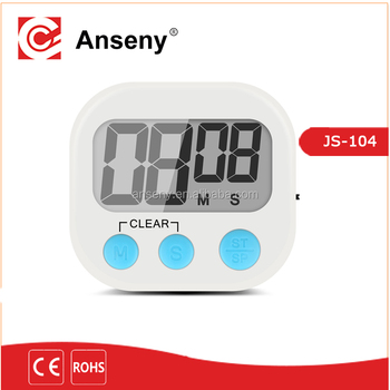 Small Cooking Digital Kitchen Countdown Timer Digital Cooking Timer ...