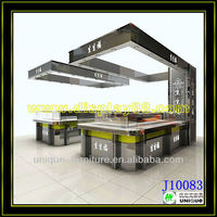 Jewelry Store Furniture Design With Attractive Lights, Retail Store for selling jewelery/diamond/earrings, Jewelry Shop Counter
