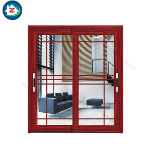cheap tanzania aluminum sliding windows with inside grill