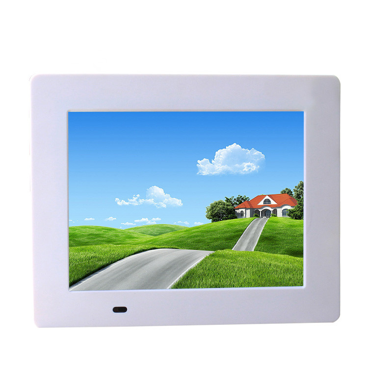 7inch Digital Photo Frame With WIFI Bluetooth USB