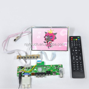 HD MI USB AV VGA ATV PC LVDS Controller Board Kit for 22 inch 1680x1050 30 PIN LVDS LCD Panel