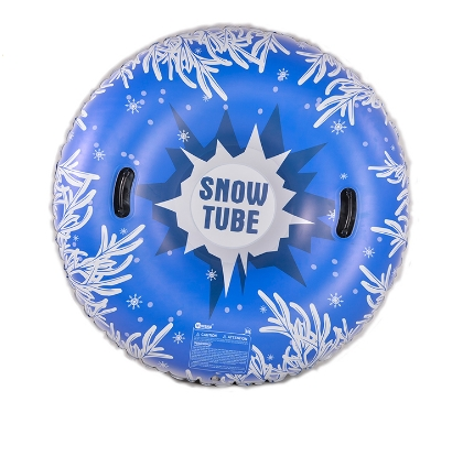 Tubo inflável plástico popular do sledge da neve