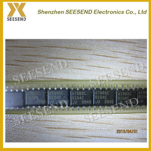 AT88SC0104C-SU EEPROM CRYPTOMEMORY 1kB 4 ZONE - 8 IND TEMP