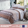 Luxury villa European style French luxury hotel bedding set