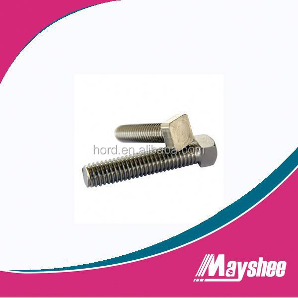 China M4 Square Head Bolt