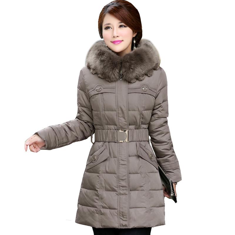 Aliexpress.com : Buy Winter Jacket Women 2015 Winter Coat Women Parkas Luxury Fur Coat Plus size