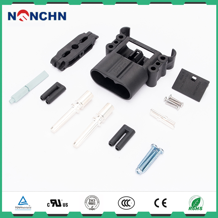 NANFENG China Factory Electrical Power Wire Plug Male Connector 150V For Charging