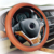 Size Universal Odorless Heated Steering Wheel Cover