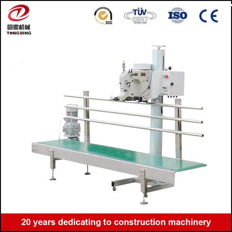 B1813 semi-automatic best pricecontinuous metering and weighing corn packing plant