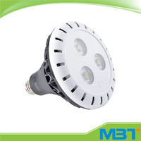 2016 smallest 50w ip65 led high bay 85lm/w 100-240v 50000hrs life time like bulb easy install mbt