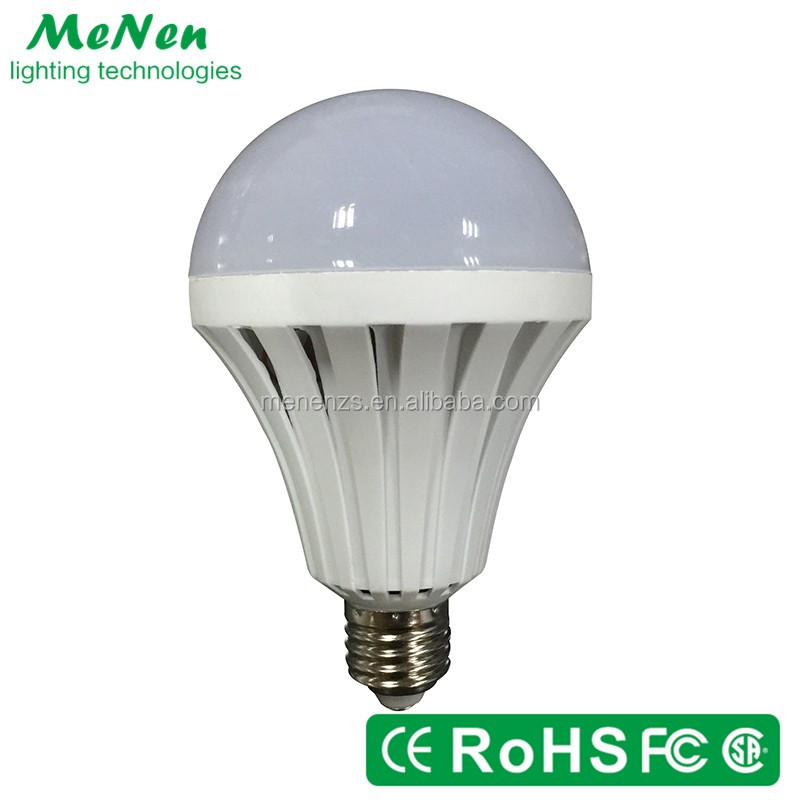 LED Rechargeable Led Light 9W Global <strong>Bulb</strong> E27 B22 with Rechargeable Battery Backup