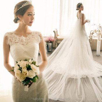 Non white wedding dresses country style