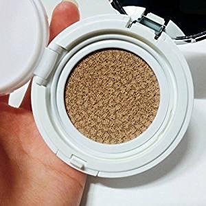 LANEIGE BB Cushion [Pore Control] SPF50+ PA+++ 15*2EA - No. 21 Natural Beige