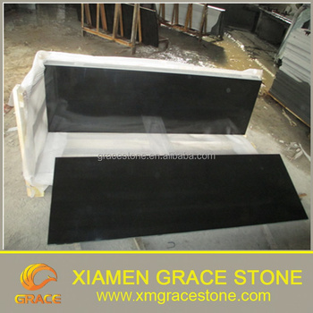 Granite Slab Mongolia Black For Bathroom Vanity Top Window Sill Door