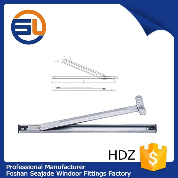 Stainless steel friction hinges window limit stays HDZ