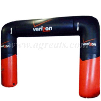 Custom logo printing inflatable advertising event arch for sale S5023