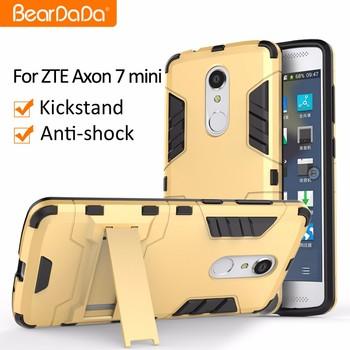 finest selection ae1b2 df4cb Latest Design Shockproof Kickstand Case Cover For Zte Axon 7 Mini - Buy  Case Cover For Zte Axon 7 Mini Product on Alibaba.com