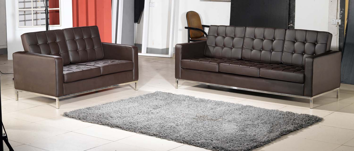 Charmant Replica Florence Knoll Modern Design Furniture Two Seat Sofa For Living  Room   Buy Black Florence Knoll Sofa,Knoll Two Seat Sofa,Florence Knoll  Design ...