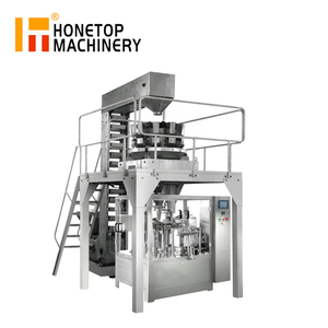 doypack filling and sealing machine