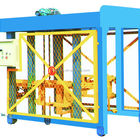 Advance technology aac block bricks manufacturing equipment concrete block making machine