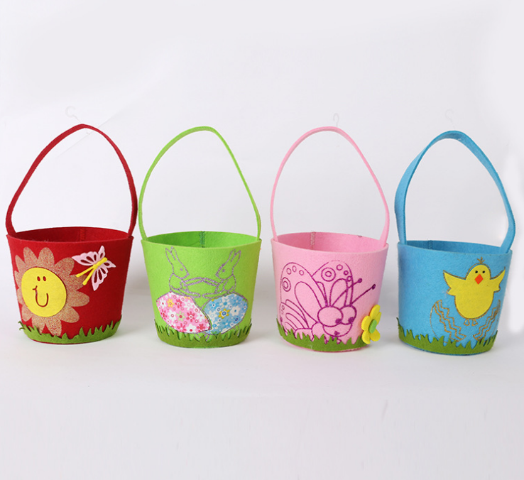 Wholesale Felt Easter Basket Suppliers And Manufacturers At Alibaba