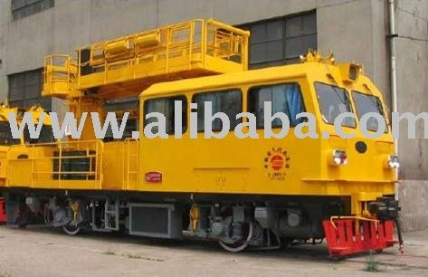 Catenary Inspection and Maintenance Vehicle