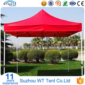 Wholesale 3x3m High Peak Marquee Square Chinese Folding Tent for Outdoor Wedding