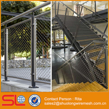 Stainless Steel Wire Rope Fence Mesh for Zoo