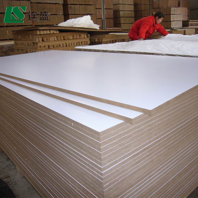 Fabrik hergestellt 12mm,15mm,16mm,18mm melamin mdf sperrholz blatt