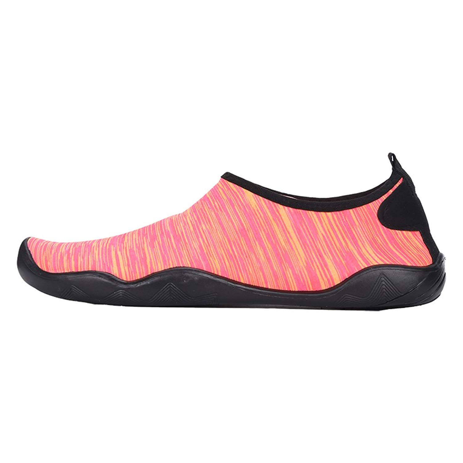 Dovaly Mens Quick-Drying Water Shoes Beach Yoga Sport Sneaker Seaside Aqua Shoes
