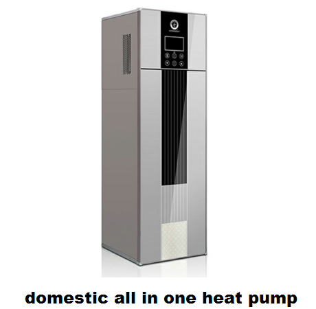 air to water heat pump r410a scroll compressor heatpump air source pool water heater