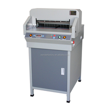 our company want distributor paper cutter perforator pefume box paper cutting machine high quality industrial paper cutter