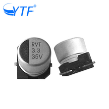 RVT series of super capacitor SMD 35V 3.3UF in power supply machine