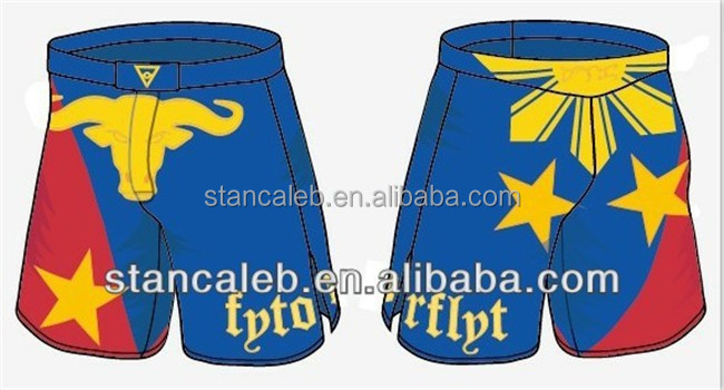 Factory Produce High Quality Boxing Shorts/Professional Boxing Fight Thai shorts