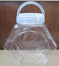PC PE PET HDPE PP ABS blow bottle blowing molding all hexagon shape bottle preform from idea to manufacturing
