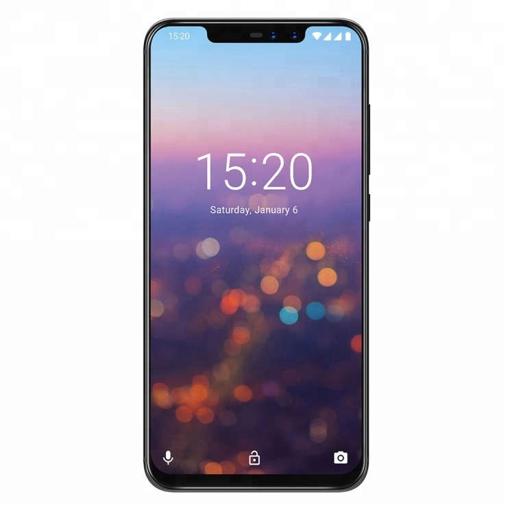 Best rated AI Dual 4G smartphone UMIDIGI Z2 Pro 6.2 inch Helio P60 Octa Core 6GB+128GB NFC Face ID Ceramic Version Android phone фото