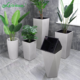 LEIZISURE wholesale modern plastic planter flower pot