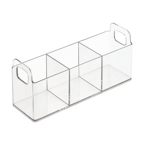 Clarity Cosmetic Organizer Makeup Cabinet Holder Beauty Products display rack