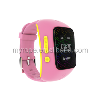 High quality Waterproof Kids gps tracker watch/Children Smart gps watch phone /child kid gps tracker sos button R12