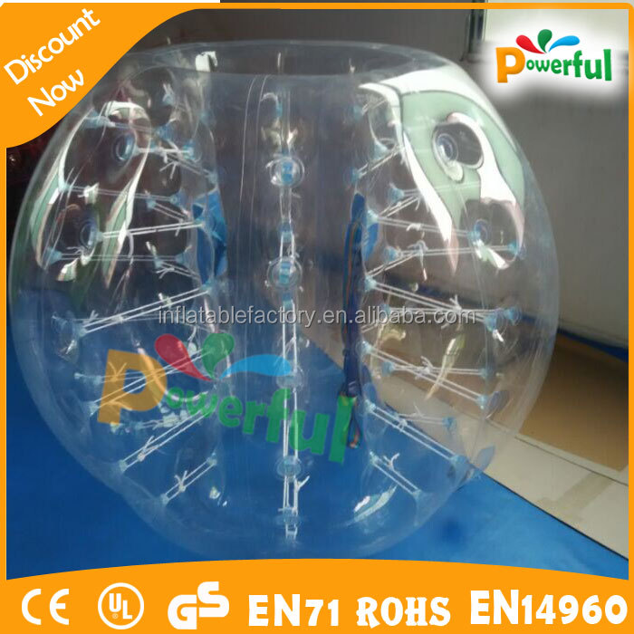 Fashionable sports human inflatable bumper bubble <strong>ball</strong>/body zorb <strong>ball</strong>/bubble <strong>ball</strong> for sale