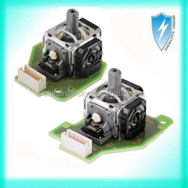 Analog Stick With Pcb Board For Nintendo For Wii U Gamepad ...